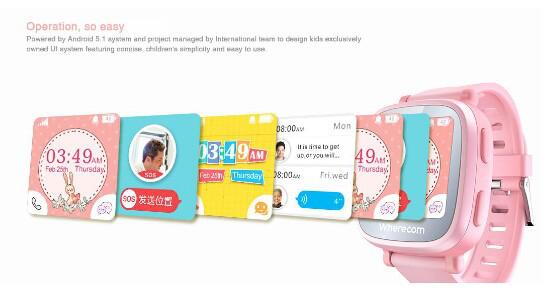 乐视推儿童手表 卫小宝k3以3g技术迎击