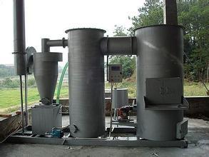 市民发明环保垃圾焚烧炉