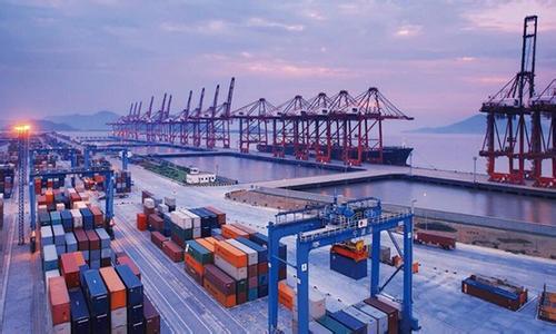 江苏海门叠石桥家纺城外贸出口逆势增长