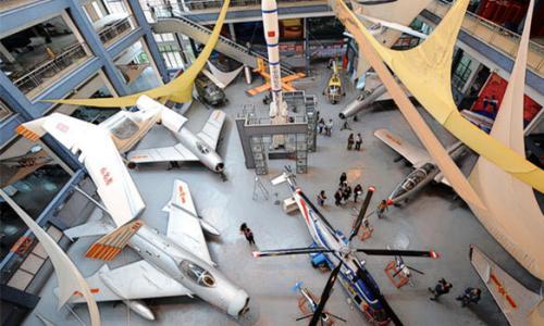 2017年中国航空标准件行业供应量市场调研分析      通用航空器制造业